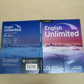 English Unlimited:C1 Advanced Class Audio CDs(3CD)