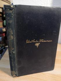 MORE NEW ARABIAN NIGHTS THE DYNAMITER BY ROBERT LOUIS STEVENSON 1884年全皮精装版