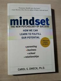 Mindset:The New Psychology of Success