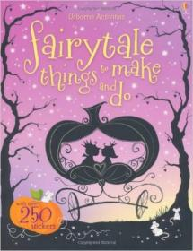 Fairy Tale Things To Make And Do