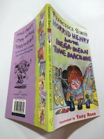 horrid henry and the mega mean time machine  :可怕的亨利和超级机器.""