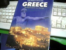 8500 TEARS OF CIVILIZATION  GREECE  BYTWEEN LEGEND AND HISTORY 8500年希腊传说和历史之间