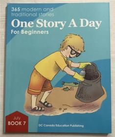 骞宠甯﹂煶棰� one story a day  book 7-July 7鏈�7鏃ヤ竴澶╀竴绡� 鏃燙D
