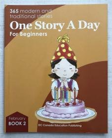 骞宠甯﹂煶棰� one story a day  book 2-february 2鏈�2鏃ヤ竴澶╀竴绡� 鏃燙D
