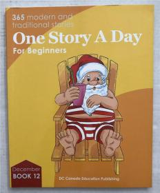 骞宠甯﹂煶棰� one story a day  book 12-decenber 12鏈�12鏃ヤ竴澶╀竴绡� 鏃燙D