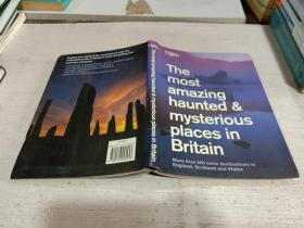 The Most Haunted and Mysterious Places in Britain (Readers Digest)《英国最闹鬼和神秘的地方(读者文摘)》