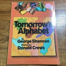 Tomorrow's Alphabet (Mulberry Books) 英文原版