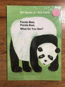 Panda Bear ,Panda Bear , What Do You See?
