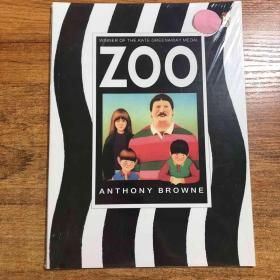 Zoo 《动物园》Winner of the Kate Greenaway Medal 凯特格林纳威奖