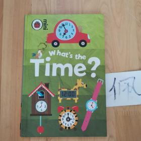 Early Learning: What's the Time? 早教系列:几点了?