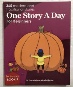 骞宠甯﹂煶棰� one story a day  book 9-september涓�涓晠浜嬩竴澶╀竴鏈功9鏈�9鏃� 鏃燙D 鐟曠柕 鍐呴〉绋嶆湁绮樿繛