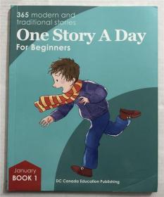 骞宠甯﹂煶棰� one story a day  book 1-january涓�澶╀竴绡囨晠浜嬩功1鏈�1鏃� 鏃燙D