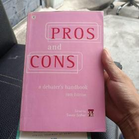 Pros and Cons: A Debater's Handbook