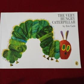 The Very Hungry Caterpillar好饿的毛毛虫 英文原版