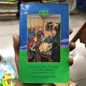 the merchant of venice and other stories form Shakespeare's plays edited by david foulds