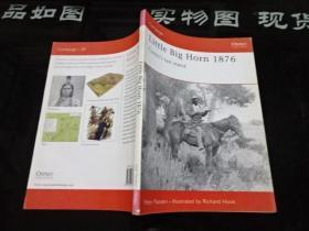 Campaign Little Big Horn 1876: Custers Last Stand  品如图        货号50-6