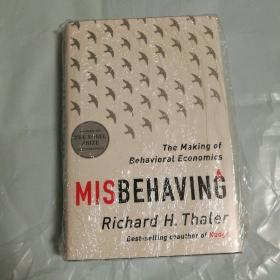 Misbehaving:The Making of Behavioral Economics 行为不端:行为经济学的诞生