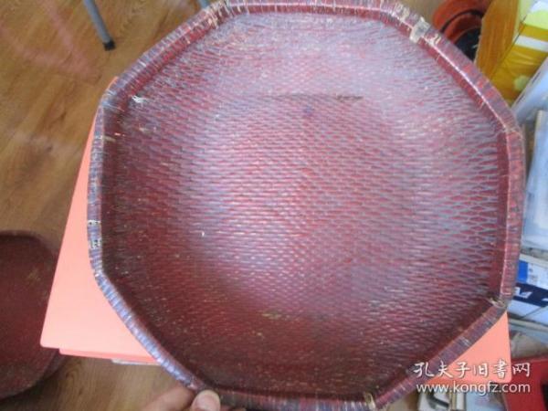Early rattan bucket