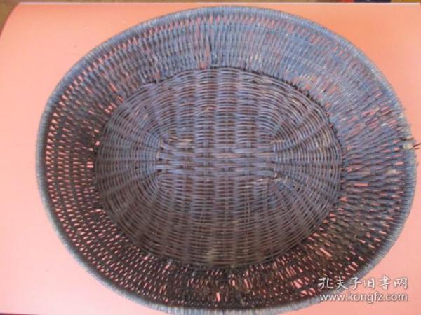 Early bamboo basket
