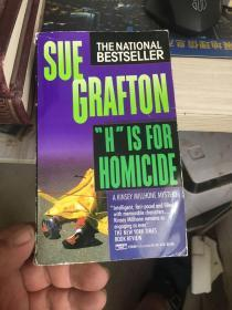 SUE GRAFTON H IS FOR HOMCIDE