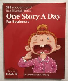 骞宠甯﹂煶棰� one story a day  book10-october涓�澶╀竴涓晠浜嬩功10鏈�10鏃� 鏃燙D