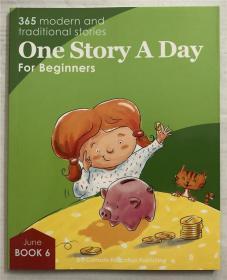 骞宠甯﹂煶棰� one story a day  book 6-june 6鏈�6鏃ヤ竴澶╀竴绡� 鏃燙D