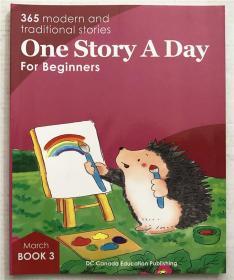 骞宠甯﹂煶棰� one story a day  book 3-march 3鏈�3鏃ヤ竴澶╀竴绡� 鏃燙D
