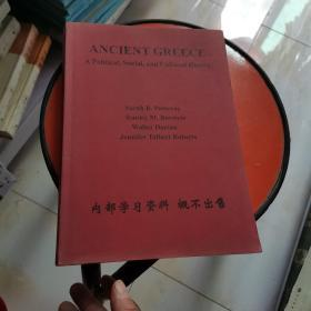 ANCIENT GREECE A Political,Social, and Cultural History 古代希腊:政治、社会和文化史