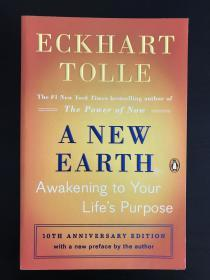 A New Earth:Awakening to Your Life's Purpose (Oprah's Book Club, Selection 61)