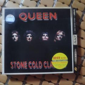 Stone Cold Classics  Queen / 皇后乐队 两张CD