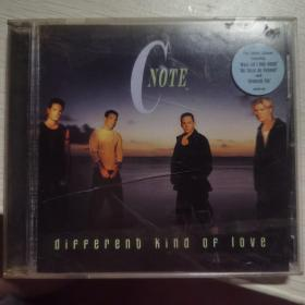 Different Kind of Love  歌手:C-Note  发行时间:1999-05-25  唱片