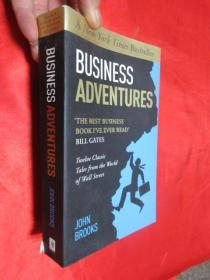 Business Adventures:Twelve Classic Tales from the World of Wall Street     (大32開 )      【詳見圖】