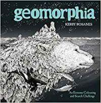 Geomorphia: An Extreme Coloring and Search Challenge