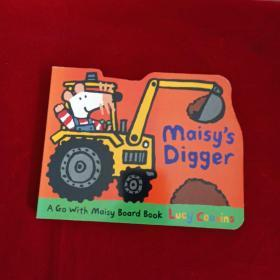 Maisy's Digger  A Go with Maisy Board Book