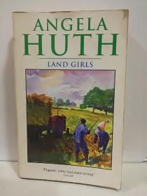 ANGELA HUTH LAND GIRLS (英文原版 陆地女孩)