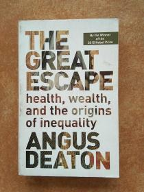 The Great Escape ? Health, Wealth, and the Origins of Inequality健康、财富,人类不平等的源泉