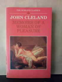 Memoirs of a Woman of Pleasure(英文原版)