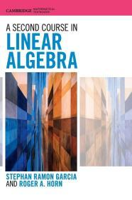 预订2周到货 A Second Course in Linear Algebra  英文原版