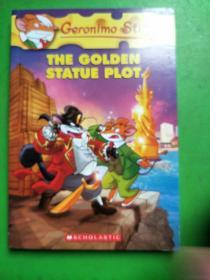 Geronimo Stilton #59: Welcome To Moldy Manor 老鼠记者(共10本)