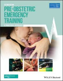 预订2周到货 Pre-Obstetric Emergency Training: A Practical Approach (Advanced Life Support Group)   ALSG  英文原版