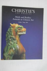 Christie's  Myth and Reality Animals in Chinese Art 佳士拍卖