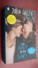 The Fault in our stars 英文原版 大32开
