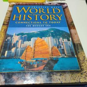 world history connections to today The modern era