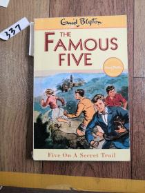 Famous Five (Classic Edition) 15: Five On A Secret Trail 五伙伴历险记15:废弃的农庄