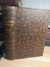 CULLIVER'S TRAVELS BY JONATHAN SWIFT<乔纳森·斯威夫特的卡利弗游记>