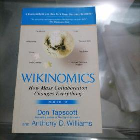 wikinomics how mass collaboration changes everythi
