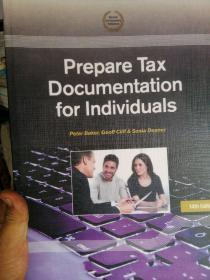 Prepare Tax  Documentation for Ⅰndividuals