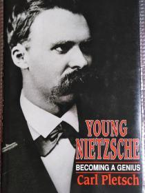 Young nietzsche:  Becoming a genius 青年尼采:天才之路