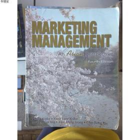 特价~现货~Marketing Management, An Asian Perspective (4th Ed