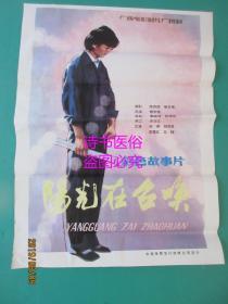 電影海報:陽光在召喚(106*78cm)
